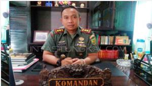 DANDIM 0419/TANJAB GERAKAN DO'A BERSAMA 171717 UNTUK INDONESIA LEBIH KASIH SAYANG