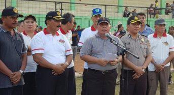 BUPATI SAFRIAL SECARA RESMI TUTUP PORKAB III TANJABBAR TAHUN 2017