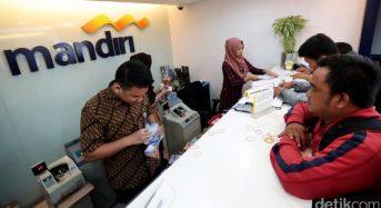 2.000 ATM BANK MANDIRI KENA IMBAS GANGGUAN SATELIT TELKOM