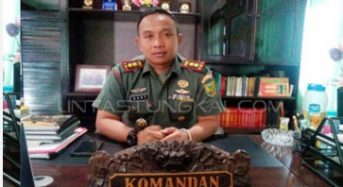 DESA RAWA MEDANG TUAN RUMAH KB-KES TNI KODIM 0419 TANJAB