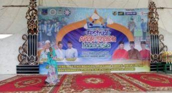 FESTIVAL ANAK SHALEH PENGEMBANG BAKAT DAN MENTAL SPIRITUAL ANAK