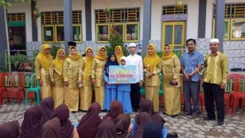 Nayla Siswi Sdn 4 Kuala Tungkal Raih Juara Harapan Ii Pentas Pai Viii Di Banda Aceh Pemerintah Kabupaten Tanjung Jabung Barat