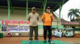 SAMBUT TAHUN POLITIK, BEGINI CARANYA TNI-POLRI DAN WARTAWAN BANGUN SINERGI