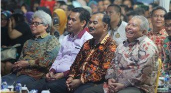 PEMKAB MERIAHKAN MALAM KEAKRABAN ALUMNI MENWA INDONESIA