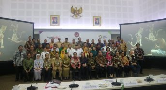 WABUP DRS. H. AMIR SAKIB HADIRI RAKORNAS KEMENKO PMK DI JAKARTA