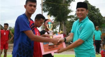 GELARAN CAMAT CUP PENGABUAN 2018 SUKSES