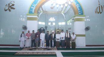BUPATI SAFRIAL DAN WABUP AMIR SAKIB SHOLAT IDUL ADHA DI MASJID AGUNG AL- ISTIQOMAH