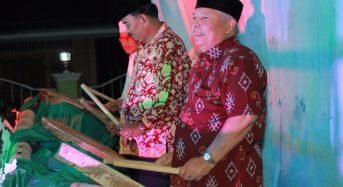 BUPATI INGIN FESTIVAL BEDUG JADI WISATA RELIGI