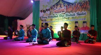 WABUP AMIR SAKIB BUKA FESTIVAL HABSYI BERHADRAH DAN HADRAH TRADISI
