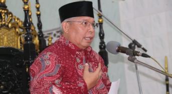 BUPATI AJAK SEMUA KALANGAN JADIKAN TAHUN BARU ISLAM AJANG MUHASABAH DAN TRANSFORMASI DIRI