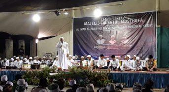 RATUSAN MASYARAKAT, HADIRI HAUL ALHABIB ALI BIN MUHAMMAD BIN HUSEIN AL-HABSY KE – 107