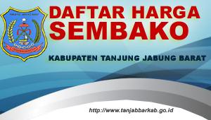 DAFTAR HARGA RATA-RATA KEBUTUHAN POKOK MASYARAKAT MINGGU KE 1 FEBRUARI 2019