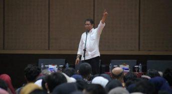 INDONESIA MERDEKA SINYAL, TAK ADA LAGI KESENJANGAN AKSES INTERNET