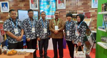 WABUP AMIR SAKIB HADIRI  APKASI OTONOMI EXPO 2019 DI JAKARTA
