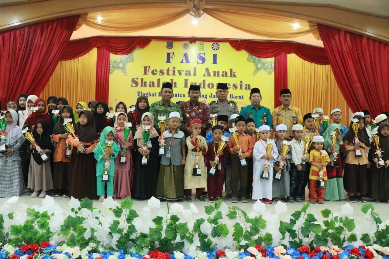 WABUP AMIR SAKIB SECARA RESMI TUTUP FASI 2019