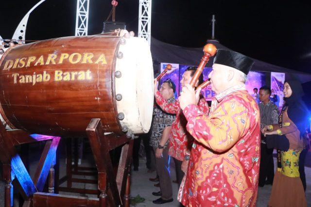LESTARIKAN BUDAYA LOKAL, PEMKAB TANJAB BARAT GELAR FESTIVAL PENGABUAN 2019