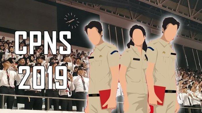 PENGUMUMAN PENDAFTARAN ULANG PESERTA SKB CPNS TAHUN 2019.